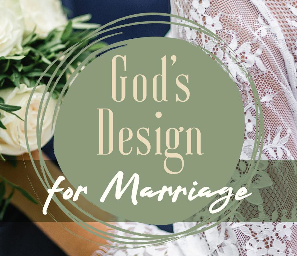 God's Design for Marriage Image