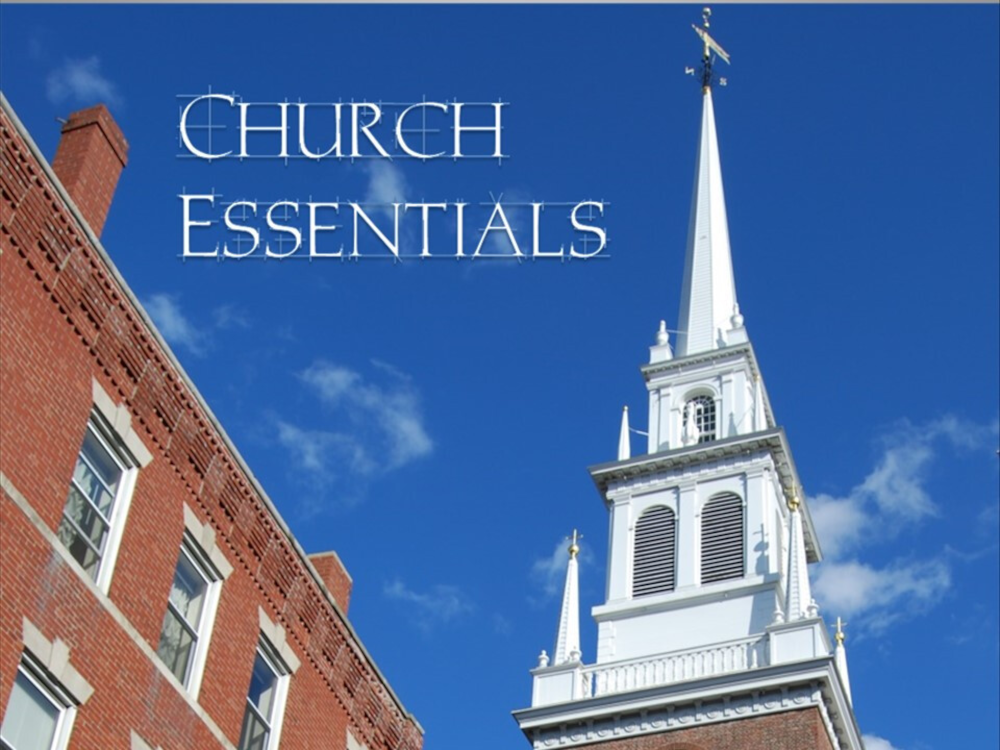 Church Essentials Image